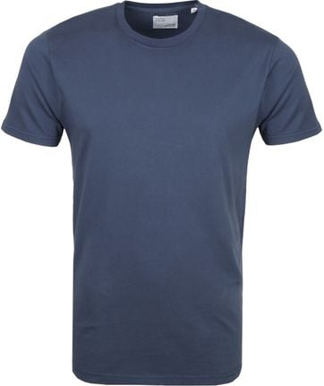 Colorful Standard T-shirt Blue