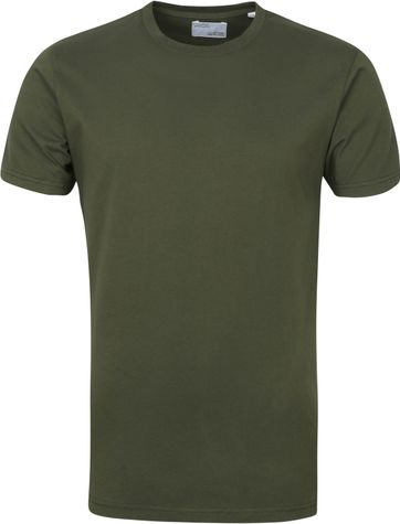 Colorful Standard T-shirt Dark Green