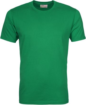 Colorful Standard T-shirt Kelly Green