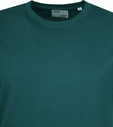 Colorful Standard T-shirt Ocean Green