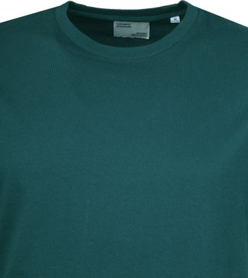 Colorful Standard T-shirt Ocean Groen