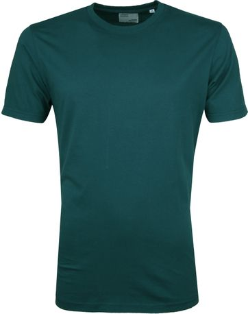 Colorful Standard T-shirt Ocean Grün