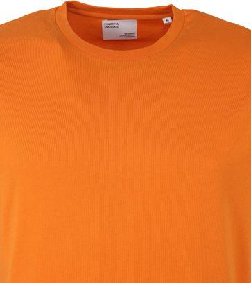 Colorful Standard T-shirt Orange