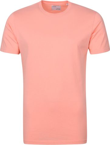 Colorful Standard T-shirt Pink