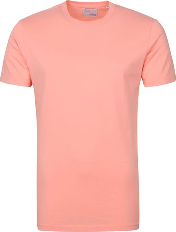 Colorful Standard T-shirt Rosa