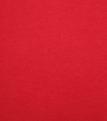 Colorful Standard T-shirt Scarlet Red