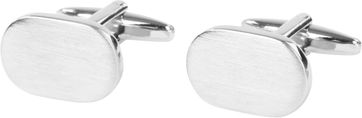 Cufflinks Mat Oval NR184