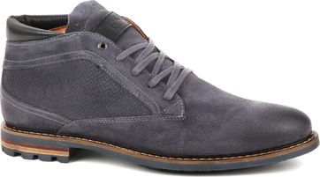 Cycleur de Luxe Herrenschuhe Manton Grau