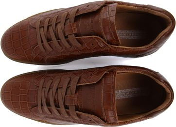 Cycleur de Luxe Sneaker Beaumont Cognac