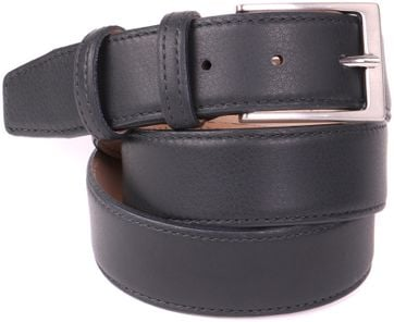 Dark Grey Belt Leather 20-05