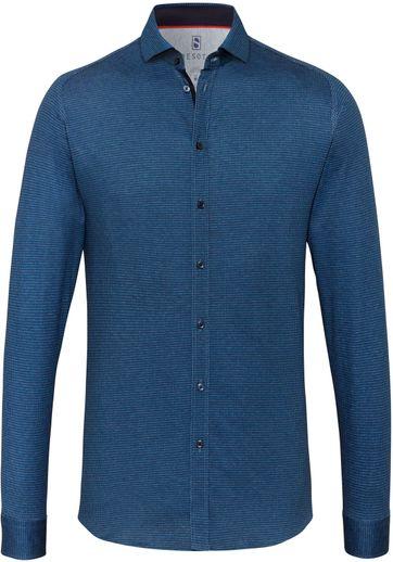Desoto Hai Shirt Blue Devotion