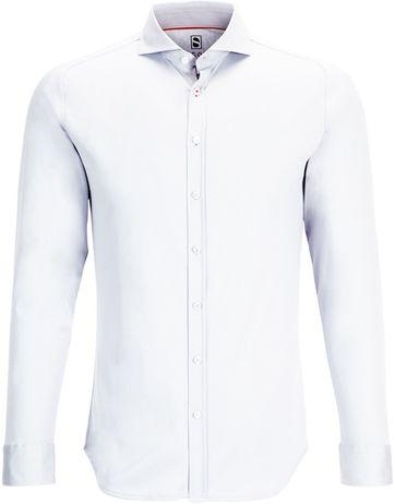 DESOTO Hemd Bügelfrei Weiß