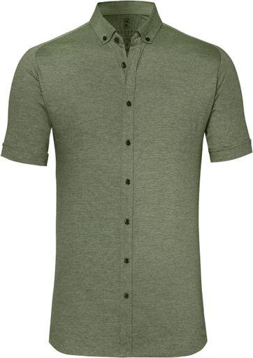 Desoto Modern SS Shirt Dark Green 604