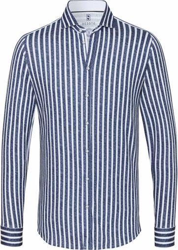 Desoto New Hai Stripes Dark Blue