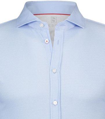 Desoto Overhemd Strijkvrij 051 Lichtblauw