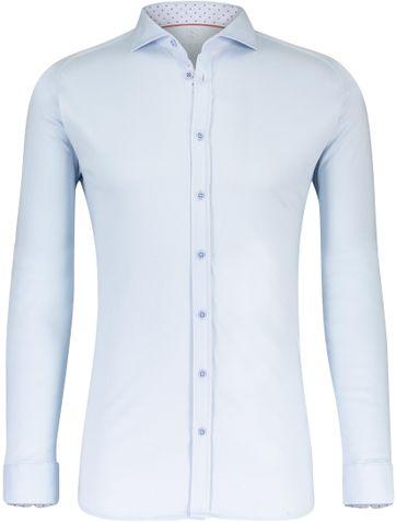 Desoto Overhemd Strijkvrij Lichtblauw
