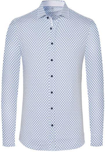 Desoto Overhemd Strijkvrij Print 530