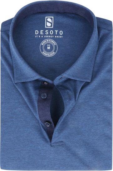 Desoto Polo Hai Donkerblauw
