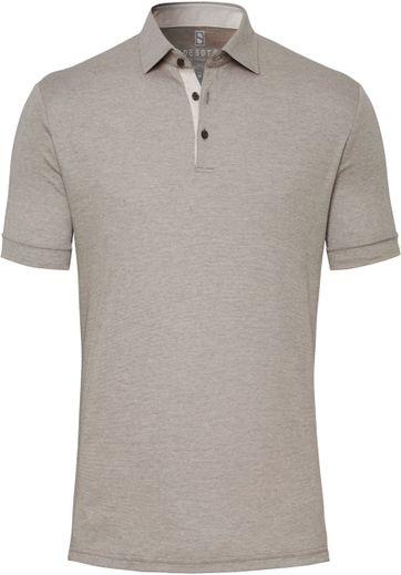 Desoto Polo Shirt Hai Beige