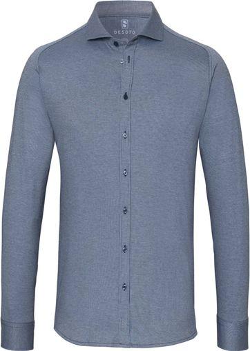 Desoto Shirt New Hai Blue