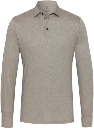 Desoto Shirt New Hai Polo Grey