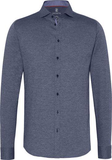 Desoto Shirt Non Iron Blue 501