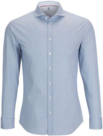 Desoto Shirt Non Iron Blue PDP