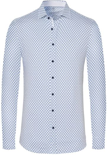 Desoto Shirt Non Iron Print 530