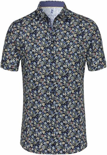 Desoto Shirt Short Sleeve Flower