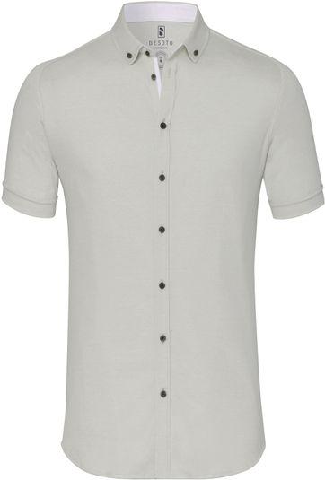 Desoto Shirt Short Sleeve Green 603