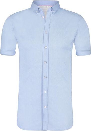 Desoto Shirt Short Sleeve Light Blue