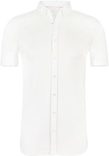 Desoto Shirt Short Sleeve White