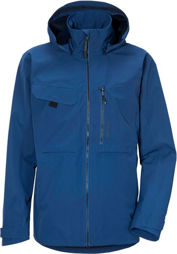 Didriksons Aston Jacket Blue
