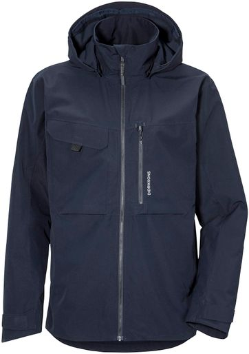 Didriksons Aston Jacket Navy