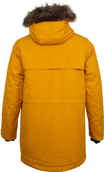 Didriksons Reidar Parka Yellow