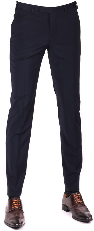 Digel Apollo Pants Dark Blue Stretch
