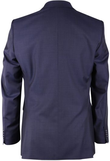 Digel Duncan Jacket Dark Blue Checkered