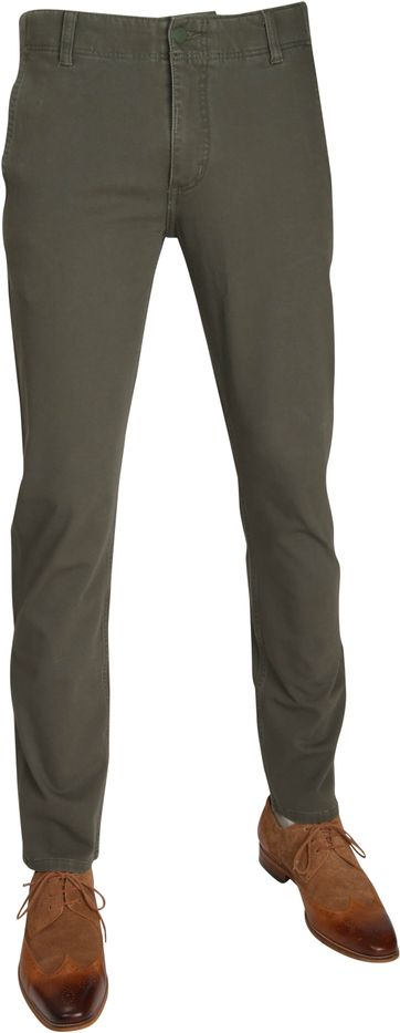 Dockers Alpha Chino Skinny Green
