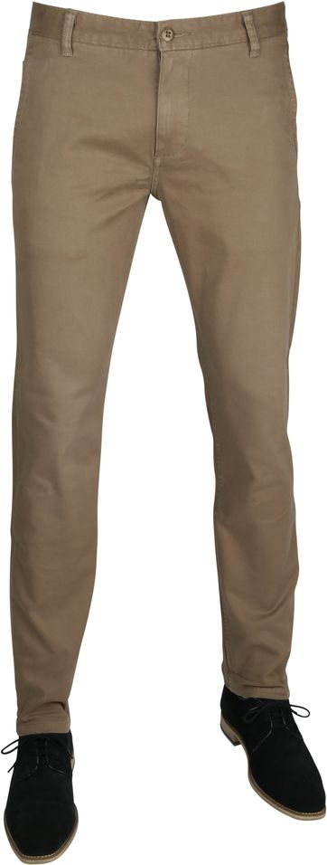 Dockers Alpha Chinohose Tapered Khaki
