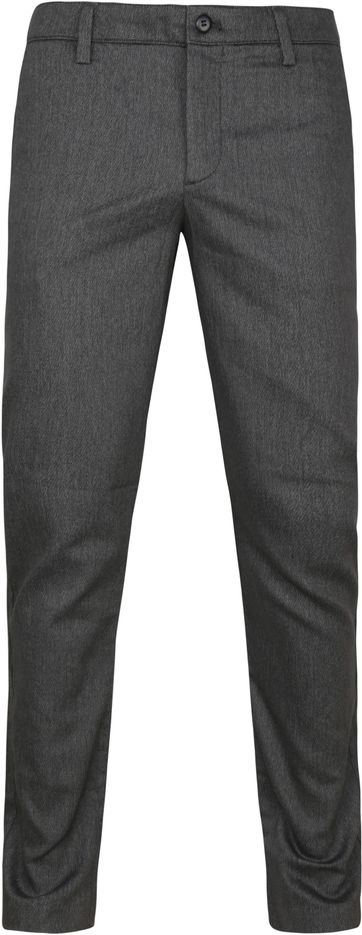 Dockers Alpha Refined Antraciet