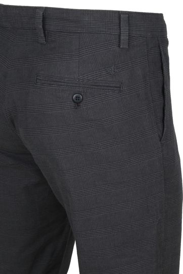 Dockers Alpha Refined Pane Anthracite