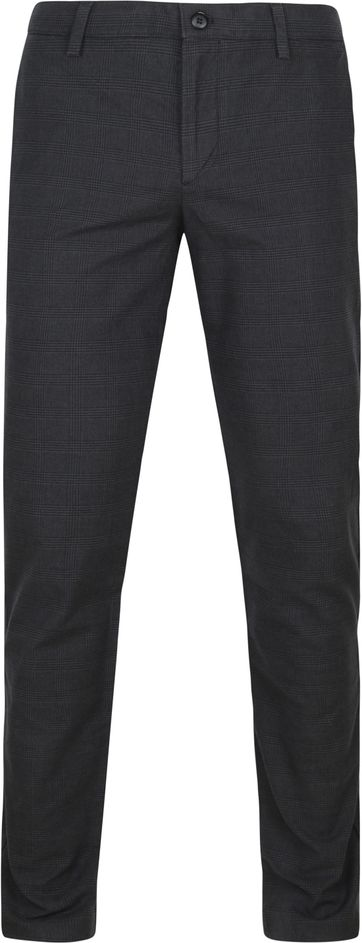 Dockers Alpha Refined Ruit Antraciet