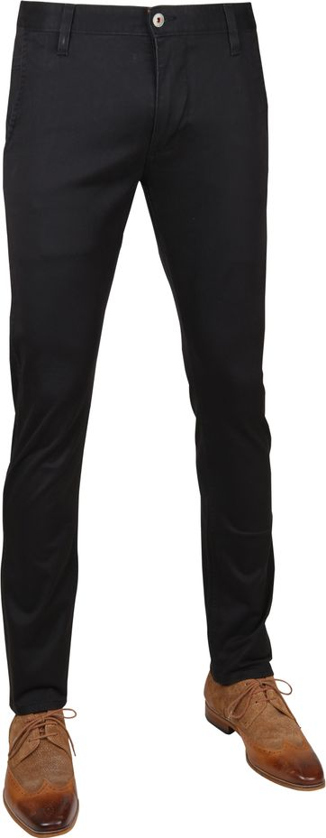 Dockers Alpha Skinny Black
