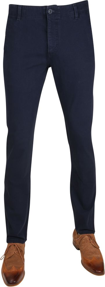 Dockers Alpha Skinny Chino 360 Flex Dark Blue