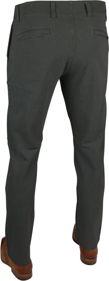 Dockers Alpha Skinny Chino 360 Flex Dark Grey