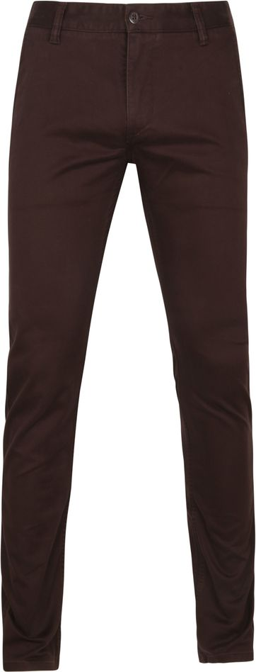 Dockers Alpha Skinny Chino Brown