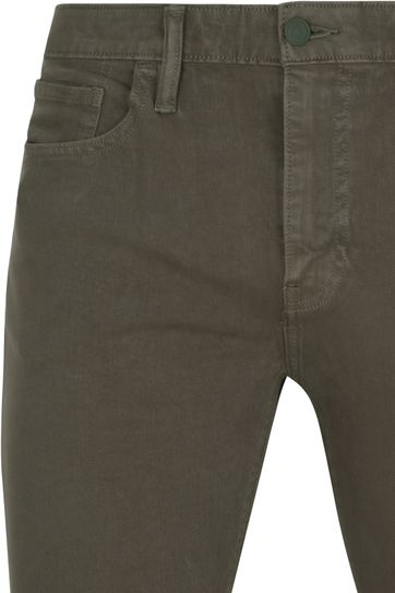Dockers Alpha Skinny Chino Darkgreen 360 Flex