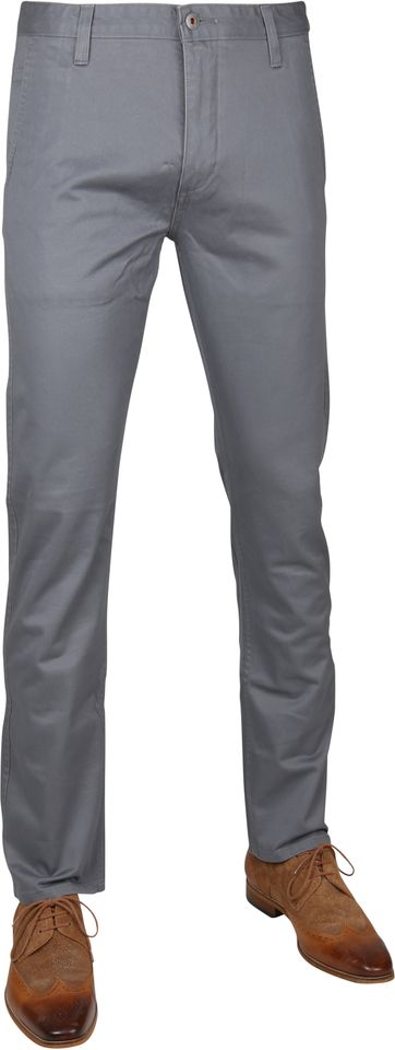 Dockers Alpha Skinny Grey