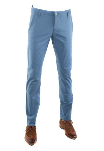 Dockers Alpha Slim Blau