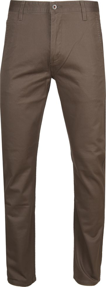 Dockers Alpha Stretch Khaki Braun